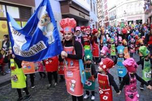 Karneval in Santa Cruz: steht jedes Jahr unter einem speziellen Thema. Foto: Stadt