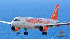 Am Flughafen von La Palma bekannt sind die Easyjet-Flieger: Die