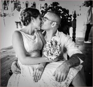 La Palma Cotidiana: Auch Heiraten gehört zum Alltag. Foto: Emilio Barrionuevo