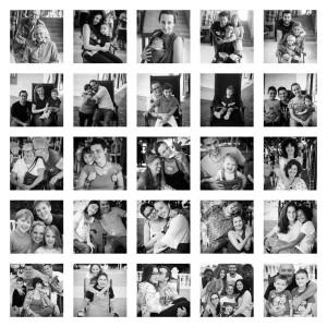 Festival Cotidiana La Palma: Fotos von Leuten auf einem Sessel in der Straße. Bilder: Emilio Barrionuevo