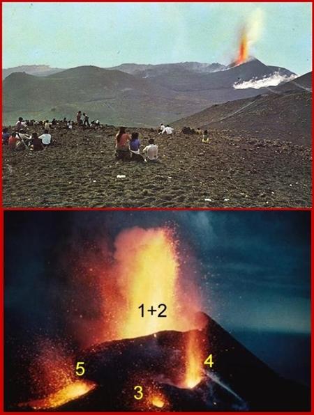 Der Ausbruch des Teneguía 1971: Naturschauspiel im Süden der Kanareninsel La Palma. Fotos: zur Verfügung gestellt von Olzem/Weisinger