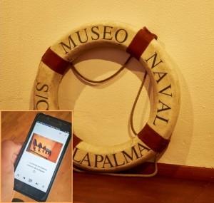 Schiffahrtsmuseum und Bajada-Zentrum: Erste Apps auf der Insel, die den Besuchern die Exponate erklären. Fotos: Museen