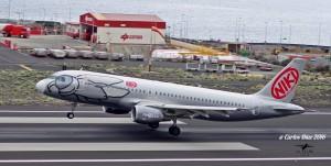 NIKI fliegt derzeit nach Santa Cruz de La Palma (SPC):