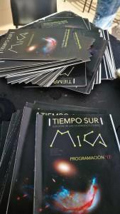 Tiempo Sur-Filmfestival: Programmhefte liegen aus und Programminfos gibt es im Internet.