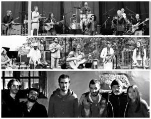 Tiempo Sur-Konzert: Astro, Folk und Rock mit Vrándan, Avernessus und Kasa Libre.