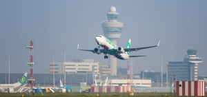 Flughafen Shiphol: Gratis-Wifi-Pionier. Foto: Transavia