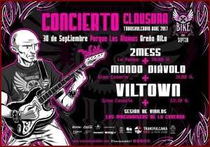 Transvulcania Bike: Die Premiere des MTB-Events auf La Palma umfasst auch eine Abschlussparty mit Live-Musik.