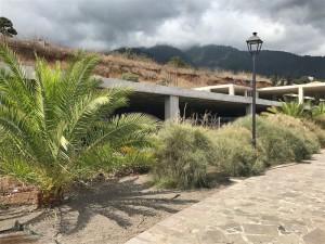 Brena Alta-San Pedro: Am Parque de Los Álamos wird gebaut. Foto: Cabildo