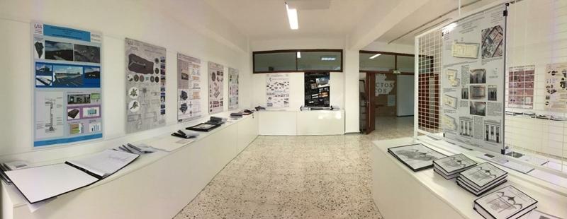 Für Freunde der Architektur: Entwürfe von La Palma-Studenten im MAB.