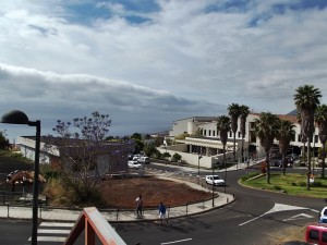 Hospital General de La Palma: SMS-Pilotprojekt. Foto: La Palma 24