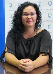 Inselarbeitsministerin Tatjana Rodríguez: Starthilfen für Jungunternehmer. Foto: Cabildo