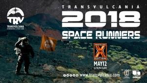2018 wird´s spacig: Zum 10. Jubiläum der Transvulcania sind Space-Runner unterwegs.