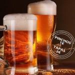 Casco-Fest mit Cerveza.