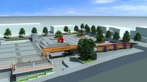 El Paso soll ein neues Ortszentrum erhalten: Dieser Plan von