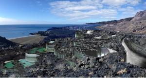 Pläne für das Heilbad an der Heiligen Quelle: Die Fuente Santa liegt mitten im Naturschutzgebiet des Vulkans Teneguía, deshalb müssen die Bestimmungen für einen Bau modifiziert werden.
