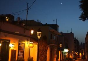 Das La Luna in Los Llanos: Hier treffen sich nun Fans von Poesie und Literatur zur Lesenacht.