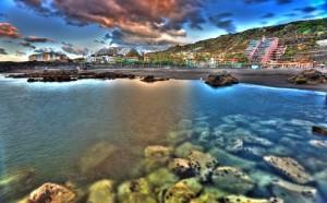 Los Cancajos: In dem Badeort im Osten von La Palma wird sich künftig viel verändern. Foto: Facundo Cabrera