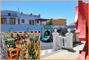 Die Markthalle in El Paso: liegt direkt unter dem Platz mit dem Tourismusbüro. Fotos: La Palma 24