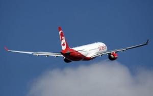Bye bye Airberlin: Die rot-weißen Maschinen sind bald Geschichte. Pressefoto Airberlin/Mathias Winkler