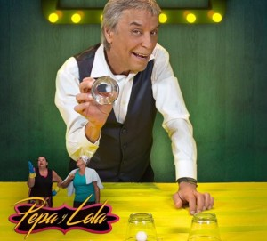 Manolo Viera und Pepe y Lola: viel Humor in Tazacorte.