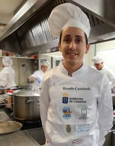 Ricardo Castaneda: Der Sieger bei den SpainSkills nimmt jetzt bei den WorldSkills in Abu Dhabi teil. Foto: IES Nieves