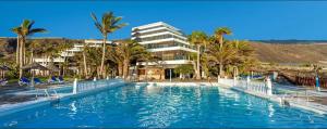 Hotel Sol in Puerto Naos: wird im Sommer 2018 renoviert. Foto: Melia-Group