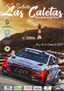 Es wird laut und es gibt Verkehrsbehinderungen: Rallye in Fuencaliente.