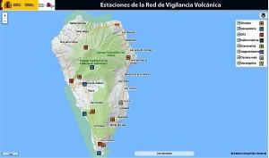 La Palma: Seismisches Überwachungsnetz.