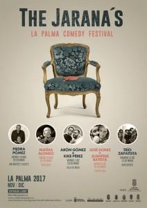 La Palma lacht: Das Festival des Humors reist über die Insel.