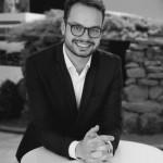 """Inselwirtschaftsrat Jordi Camacho: """"Weihnachtsgeld"""" für rührige Geschäftsleute. Foto: Cabildo"""