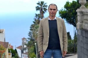Mazos Bürgermeister José María Pestana: Der Rathauschef kann 2018 mit einem guten Haushalt manövrieren.