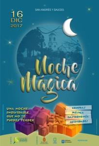 Magische Nacht in San Andrés y Sauces.