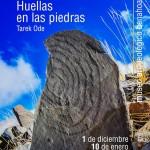 Spuren in den Steinen: Fotos der Petroglyphen auf La Palma von Tarek Ode im MAB.