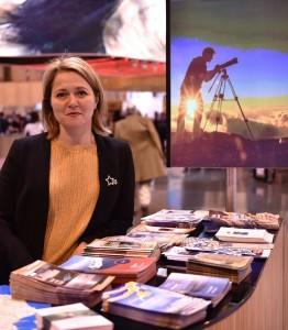 Alicia Vanoostende: Die Tourismusrätin von La Palma kündigt rege Bautätigkeit für die nächsten Jahre im Hotelbereich an. Foto: Cabildo