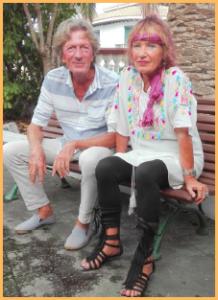 Ein Jahr Lesebühne: Crystel und