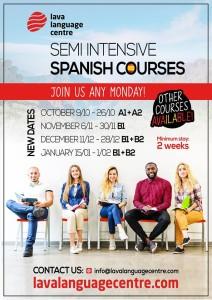 Spanisch lernen mit Spaß: Das geht im Lava Language Centre.