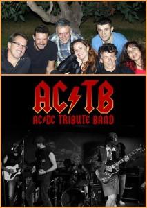 Bar Central in El Paso: Seit kurzem gibt es hier jedes Wochenende Konzert - jetzt mit Molen House und der AC/DC-Tribute-Band aus Teneriffa.