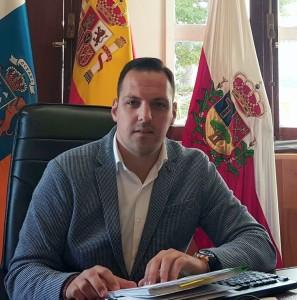 Brena Alta-Rathauschef Jonathan Felipe: