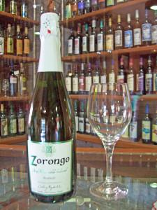 Zorongo: Der einzige Sekt, der auf La Palma in der Kellerei Tendal in Tijarafe hergestellt wird. Foto: La Palma 24