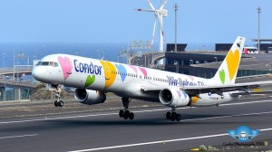 Condor falters in the summer 2018 on: five holiday flyer according to SPC. Photo: Carlos Díaz
