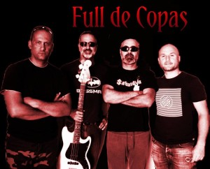 Full de Copas: Rock aus Santa Cruz in Barlovento.