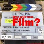 la-palma-film-dreharbeiten-klappe-titel