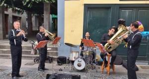 Dixi-Band in Los Llanos