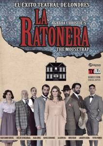"Agatha Christies ""Mausefall"": Heißt auf spanisch Ratonera."