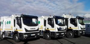 Müll-Laster auf La Palma: Die Flotte wird modernisiert. Foto: Cabildo