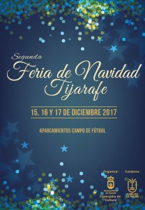 Weihnachtsmesse in Tijarafe: drei Tage mit Programm.