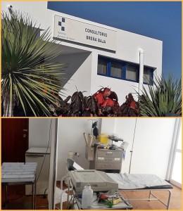 Centro de Salud in Brena Baja: bessere Behandlungsmöglichkeiten im renovierten Saal. Fotos: GobCan