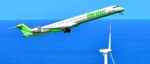 Mit den neuen Binter-Jets