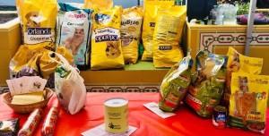 Schöner Erfolg durch Leute mit Herz für Tiere: 300 Kilo Futter in Fuencaliente gespendet! Foto: Gemeinde