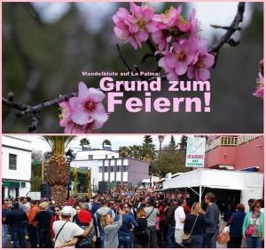 Mandelblütenfest Puntagorda: Da ist was los!